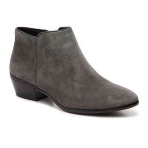 {Sam Edelman} Petty Suede Ankle Booties Size 11